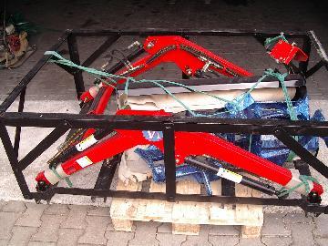 Hydraulischer frontlader für kubota b 1600 b 1702 günstig kaufen