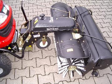 Prächtig Kehrmaschine tk 522 passend für Husqvarna Rider - günstig kaufen &UE_59